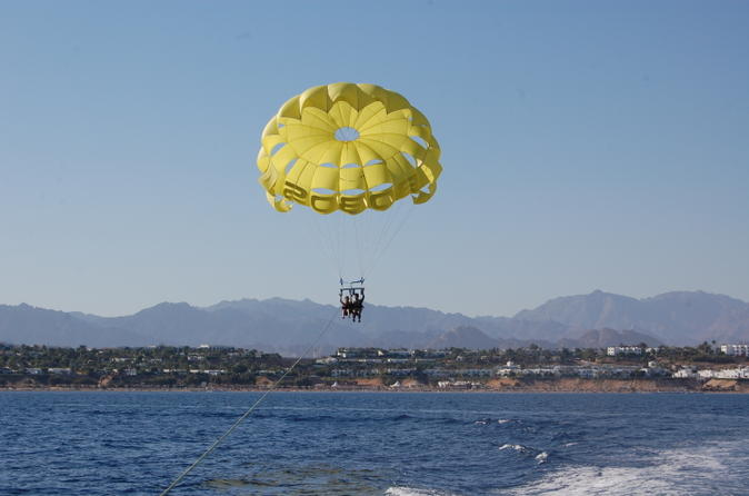 Parasailing in sharm el sheikh in sharm el sheikh 186768