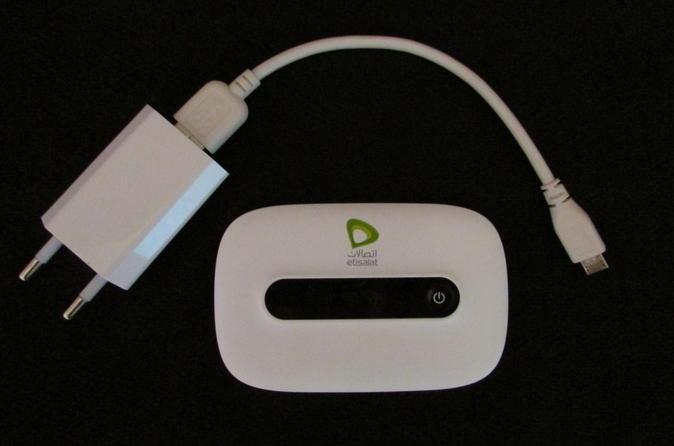 Portable Wi-Fi Unit