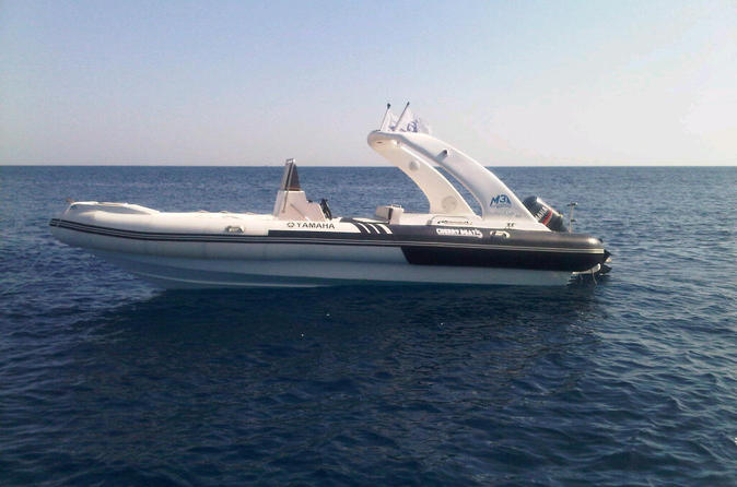 Private Speed Boat Sharm El Sheikh