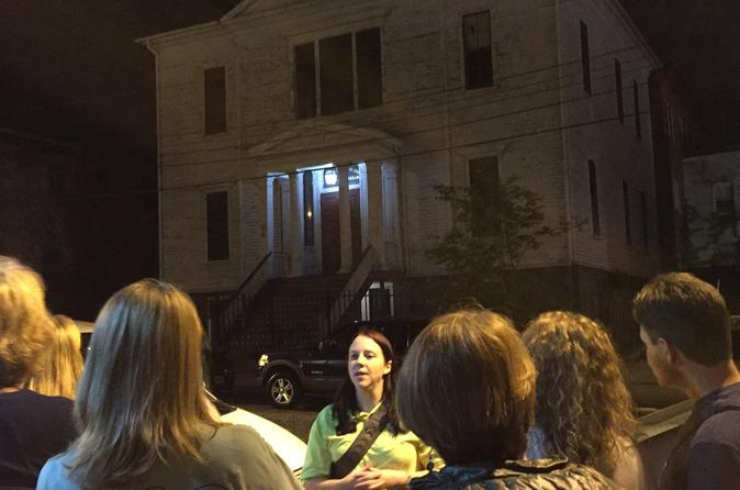 Shadows of Shockoe Ghost Tour