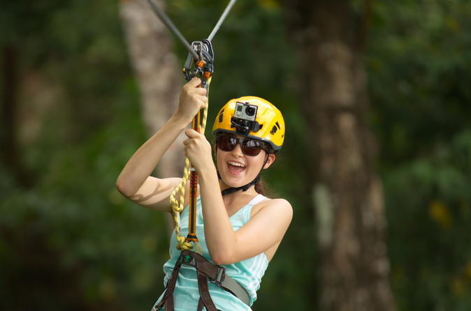 Jungle Xtreme Adventures and Zipline
