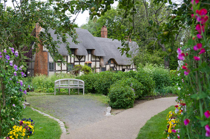 Shakespeare s birthplace any 3 house ticket in stratford upon avon 236793