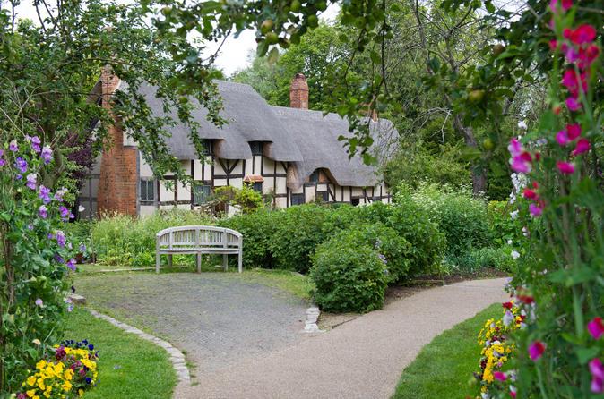 Shakespeare's Birthplace: 'Any Three Houses' Ticket