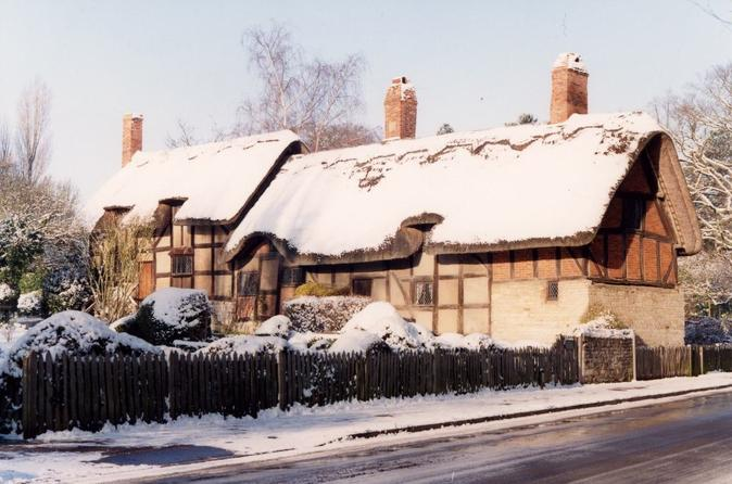 Shakespeares Birthplace Winter 4 House Ticket In Stratford Upon Avon