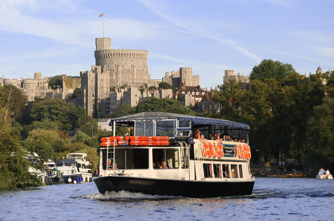 Windsor Two Hour Riverboat Tour