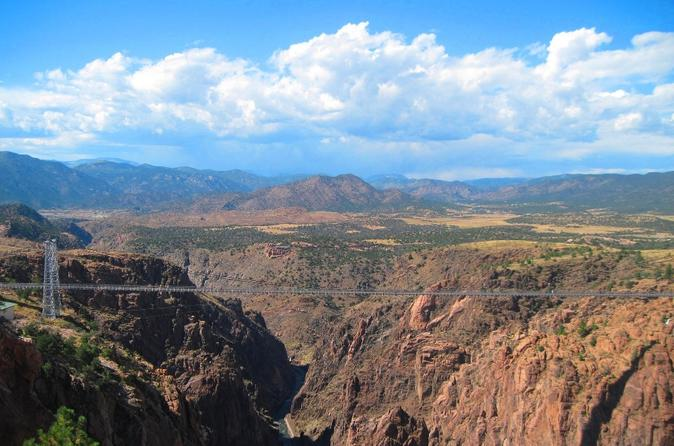 Private Day trip to Royal Gorge Bridge