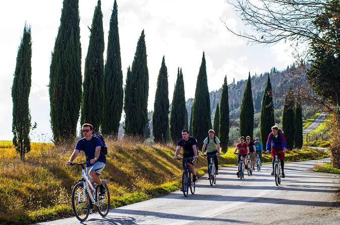 Full-Day Tuscan Countryside Bike Tour
