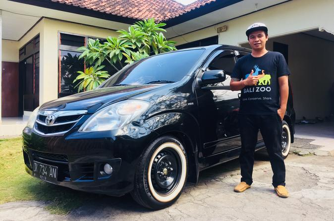 Bali car hire with english speaking driver in kuta 667766