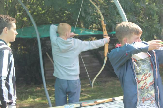 Private Archery Session in Blackpool
