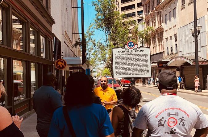 Black History Tours of Nashville (downtown)