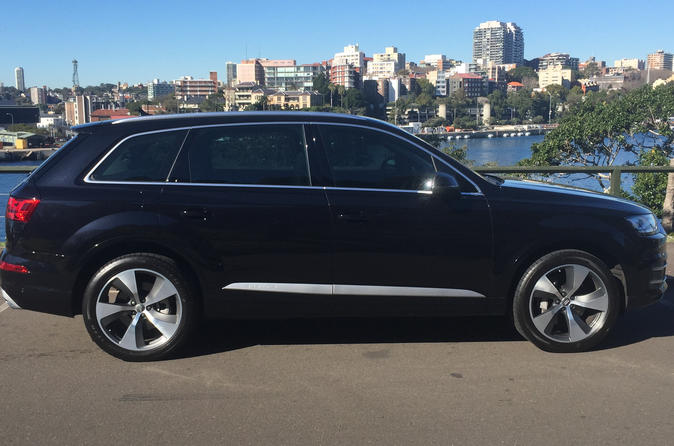 Family Luxury SUV Or Sedan Transfers Sydney Airport to Sydney Hotels