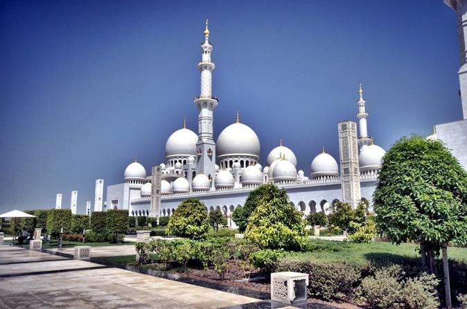 Abu Dhabi Full-Day Tour from Dubai