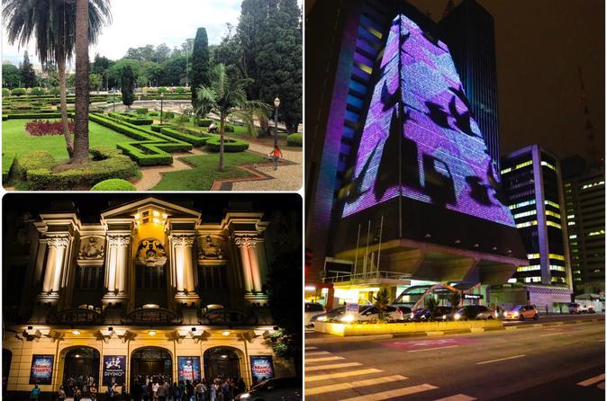 4-hour Sum-up of São Paulo City Tour