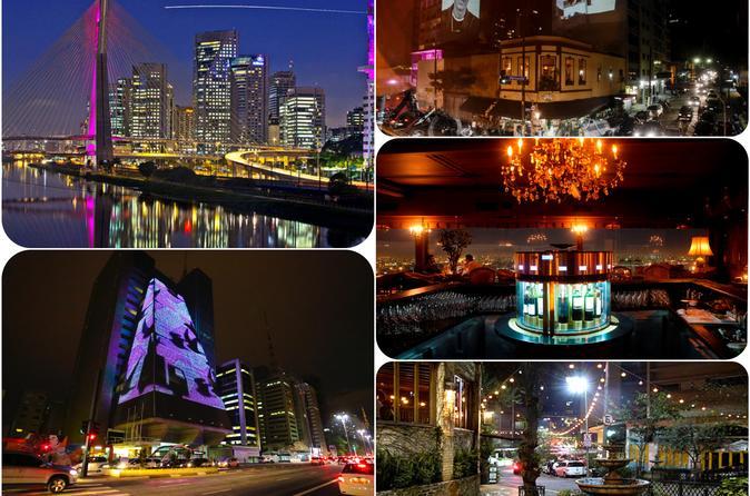 5-hour By Night São Paulo Tour