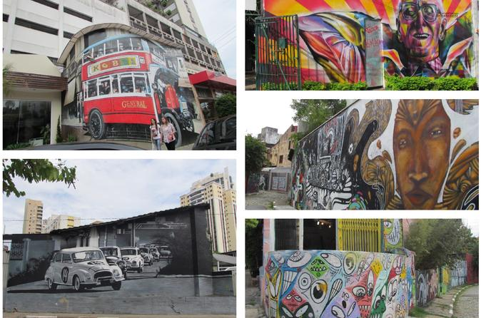 5-hour Graffiti São Paulo Tour