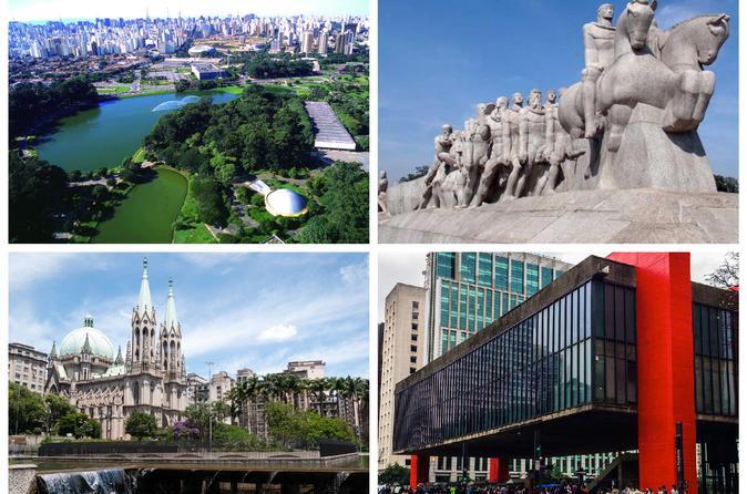 5-hour Standard São Paulo City Tour
