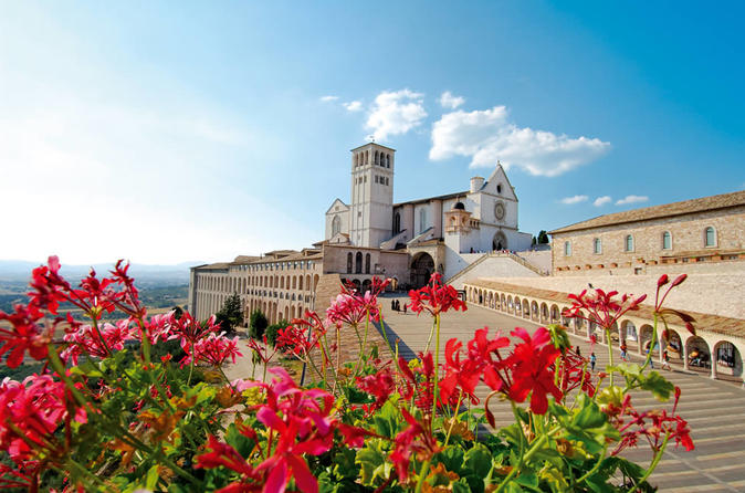 Assisi private walking tour in assisi 183860