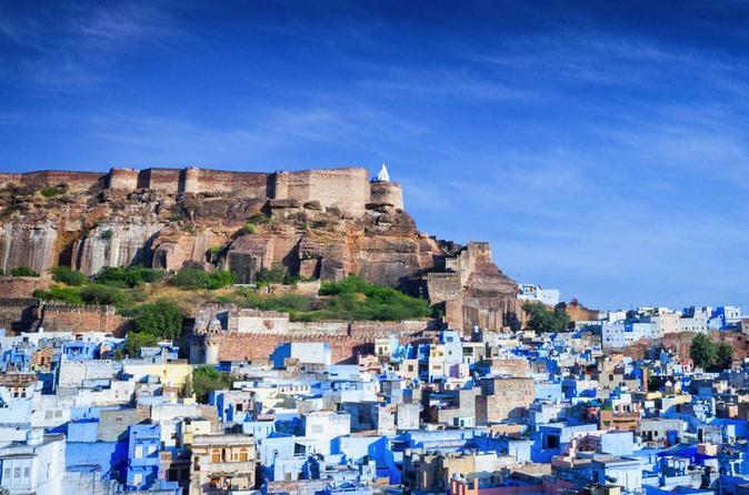 03 Days Trip of Blue City (Jodhpur)