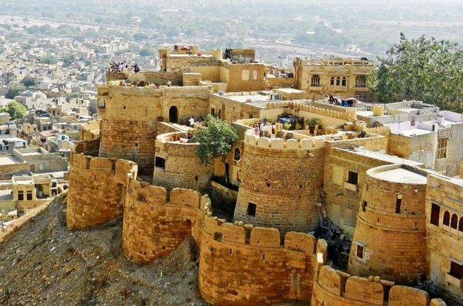 Jodhpur Jaisalmer in 05 Days