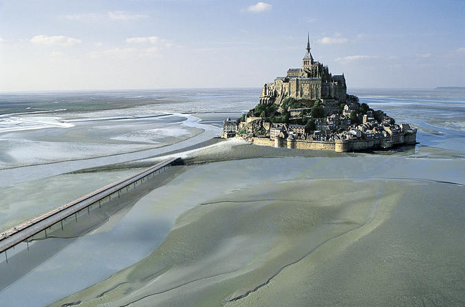Shuttle Service to Mont Saint Michel from Bayeux