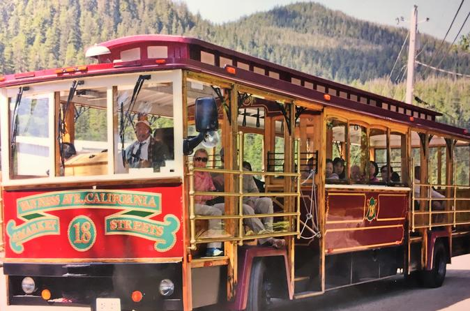 Cable Car Trolley