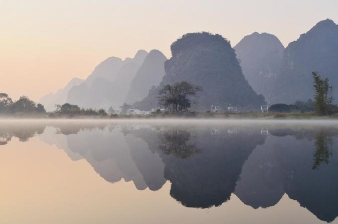 One Day Yangshuo Yulong River Hiking