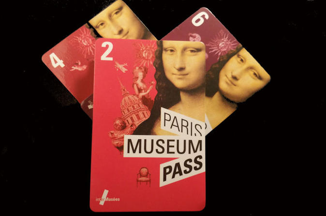Paris Museum Pass 2, 4, or 6 Days with Hotel Delivery in Paris