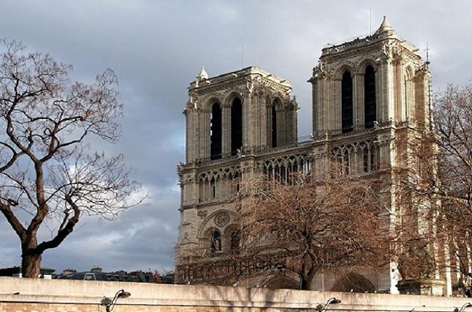 Private Paris Half Day Audio Pen City Tour and Sightseeing Cruise