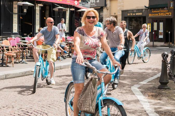 Hidden Paris Secrets Bike Tour