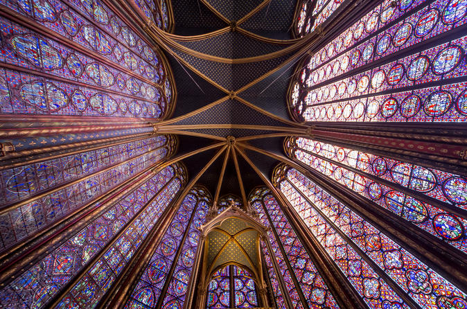 Skip-The-Line: Saint-Chapelle and Towers of Notre-Dame