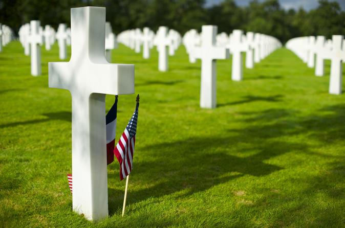 Tour Zu Den D Day Stränden Der Normandie Omaha Beach Und