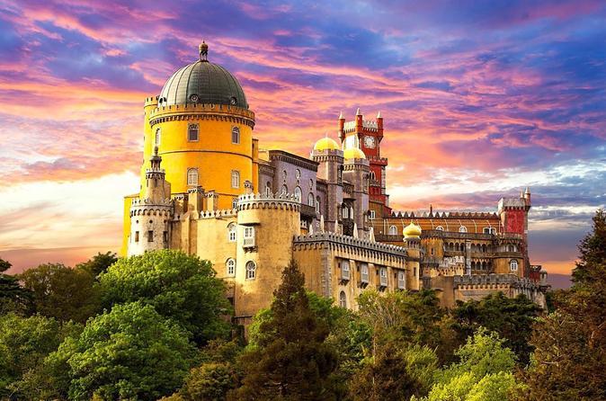 Sintra Full-Day Sintra, Cascais & Cabo da Roca