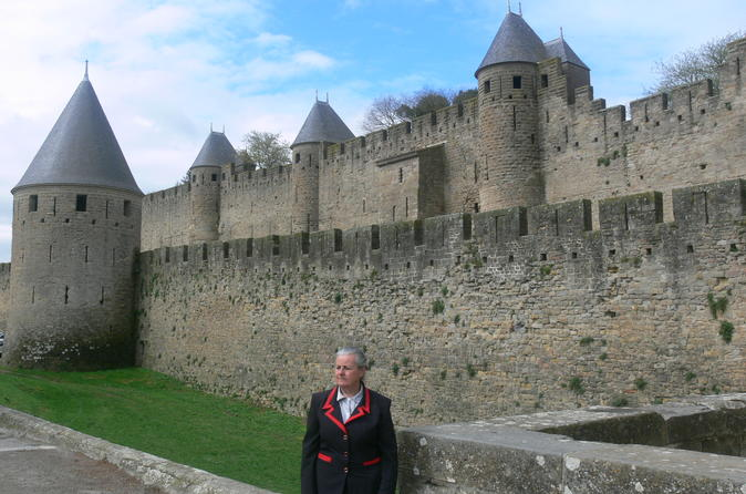 Carcassonne sightseeing tour in carcassonne 191559