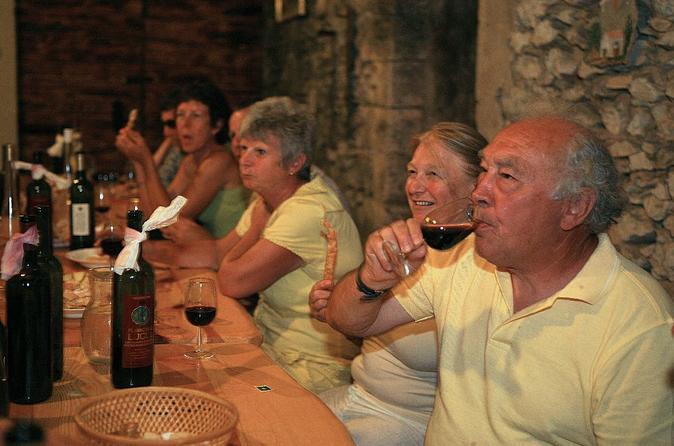 Korčula Island Cruise Including Wine Tasting and Dinner