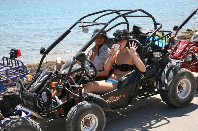 Korcula Island Buggy Tour And Snorkel Adventure With Lunch
