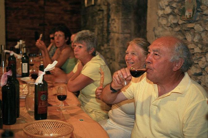 Korcula island cruise including wine tasting and dinner in kor ula 184108