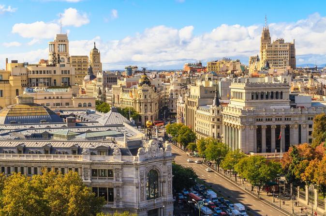 Madrid Big Overview