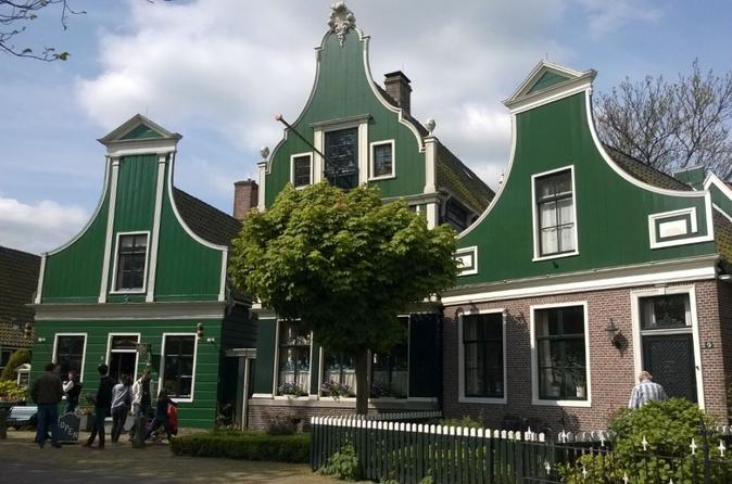 Zaanse schans half day tour including boat ride to zaandam from in amsterdam 195956