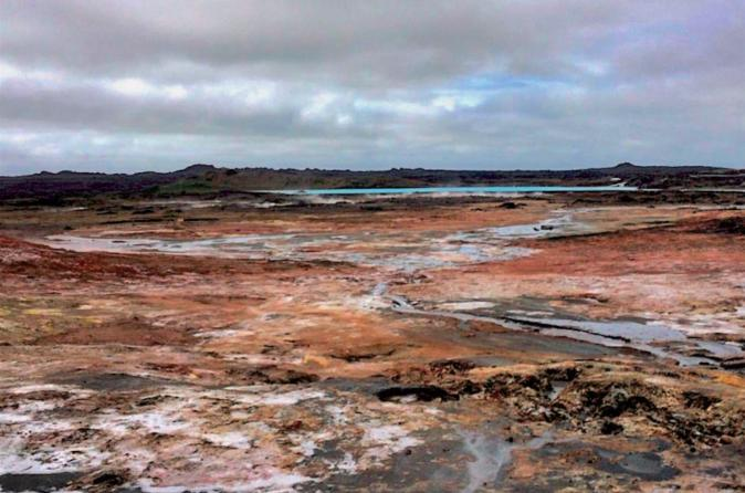 Reykjanes and the Blue Lagoon