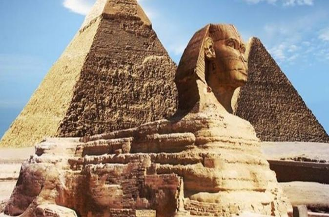 2 Days to Giza and Cairo from Alexandria in Egypt