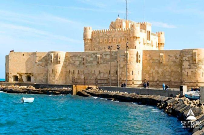 Alexandria Day Tour In Egypt