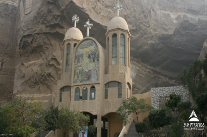 Day Tour Cave Church, Garbage City & The City of the Dead In Cairo