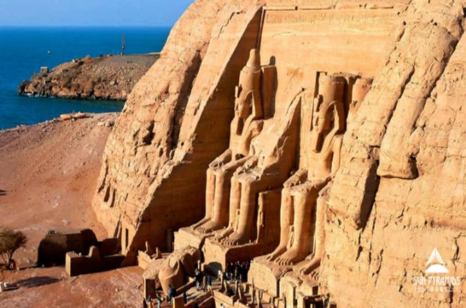 Day tour to Abu Simble via Aswan in Egypt