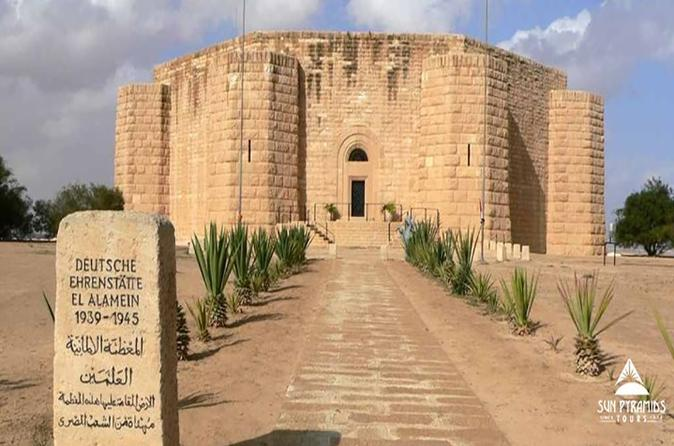 Day Tour to Alamein and Alexandria In Egypt
