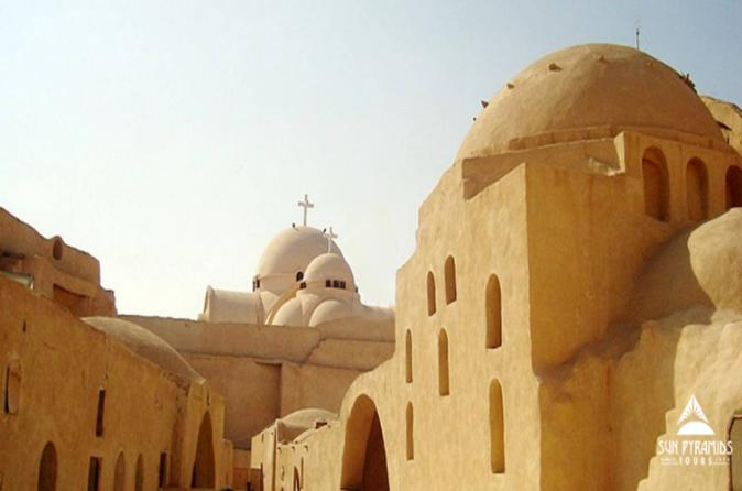 Day Tour to Wadi El Natroun Monastery from Alexandria