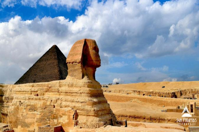 Package Cairo, Honeymoon Nile Cruise & Oasis Tour