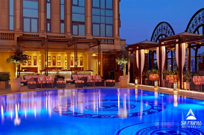 Package Luxury Travel to Cairo Egypt  Four Seasons Hotel