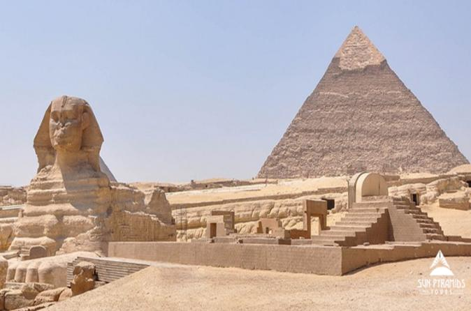 Private Tour to Cairo from Alexandria in Egypt