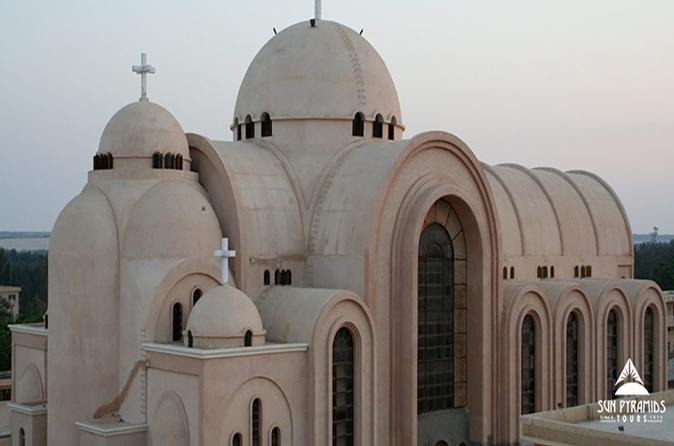 Tour to Wadi El Natroun Monastery from Alexandria In Egypt