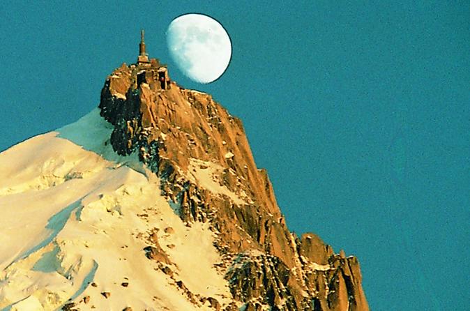 Excursão Turística em Chamonix saindo de Genebra